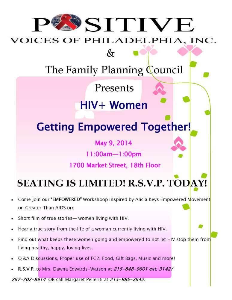 Get EMPOWERED on 5/9